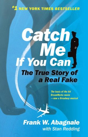 catch me if you can summary book