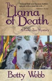 Llama of Death Cover