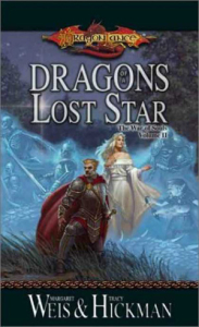 Dragons of a Lost Star by Margaret Weis and Tracy HickmanCover