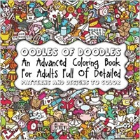8 Amazing Coloring Books For Grownups