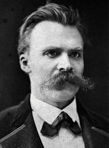 Nietzsche, circa 1875.