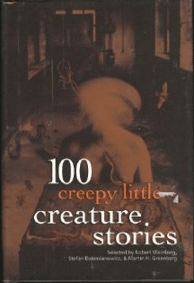 100 Creepy Creatures cover
