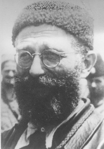 Serbian royalist Draza Mihajlovic during World War II.