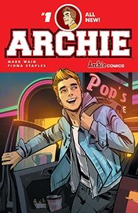 Archie Comics Issue 1