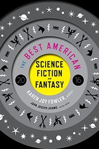 Best American Sci-fi of 2016