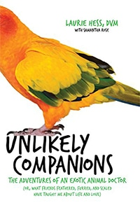 Unlikely Companions by Laurie Hess