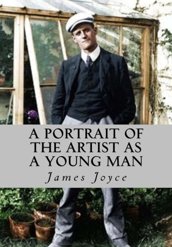 a portrait of the artist as a young man book cover