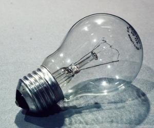 Light bulb PD