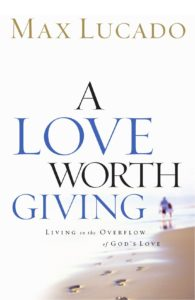 A Love Worth Giving book cover