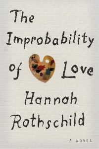 Improbability of Love book cover