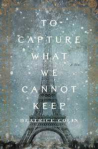to capture what we cannot keep book cover