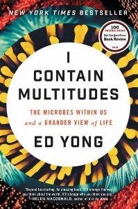 I Contain Multitudes book cover