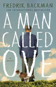 A Man Called Ove book cover
