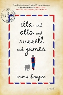 Etta and Otto and Russell and James book cover