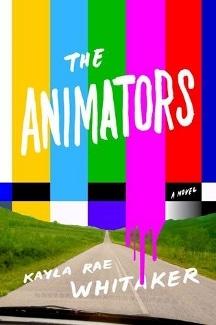 The Animators Book Cover