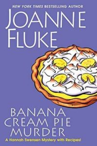 Banana Cream Pie Murder by Joanne Fluke cover