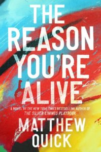 The Reason You're Alive book cover