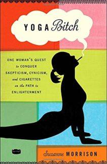 yoga bitch book cover