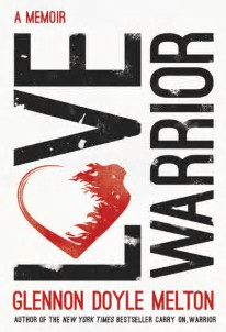 love warrior book cover