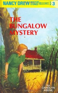Nancy Drew Bungalow Mystery cover