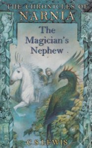 Magician's nephew cover