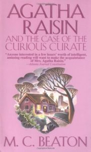 Agatha Raisin Case of Curious Curate