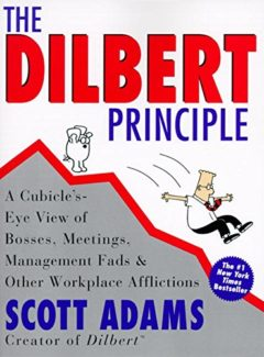 the dilbert principle cover