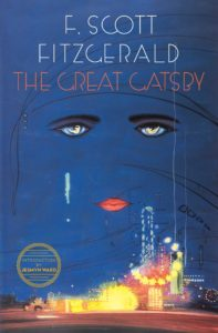 Great Gatsby book cover
