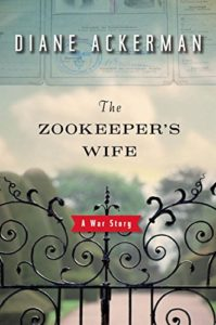 the zookeeper's wife book cover