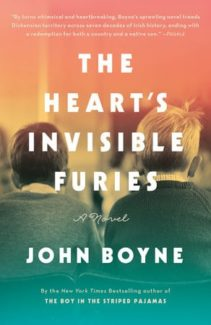 hearts invisible furies cover