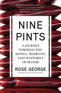 Nine Pints by Rose George