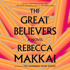 The Great Believers book cover