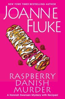 raspberry danish murder book cover