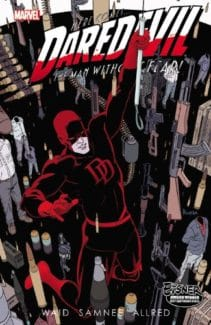 daredevil volume 4 cover